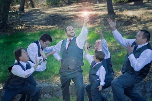 Groomsmen Lord of the Rings the one ring ring - 6952710144