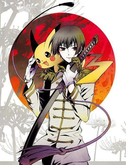 crossover Pokémon Fan Art hetalia - 6952894208