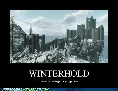 winterhold Skyrim college - 6952976640