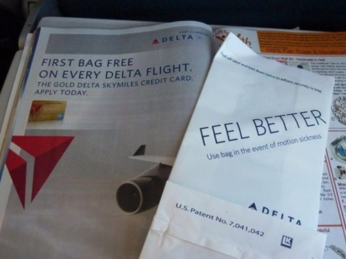thanks airline free stuff - 6953216256