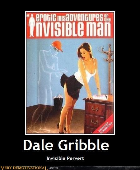 King of the hill invisible man dale gribble sexy times - 6953380864