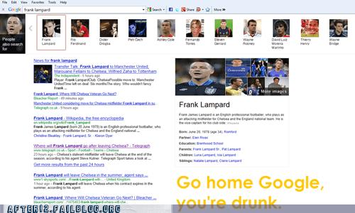 Go home google...