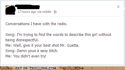 david guetta,respect,failed,facebook