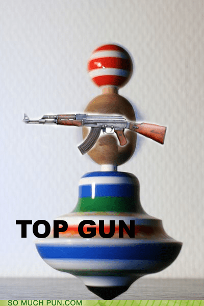 top gun top Movie literalism gun