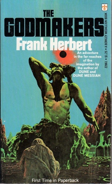 worms wtf gods book covers frank herbert cover art books science fiction - 6955361024