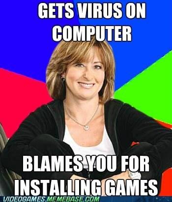 PC Memes mom parents - 6955552768