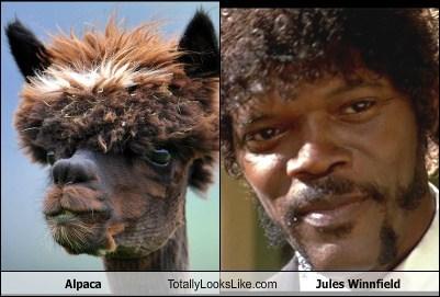 alpaca jules winnfield TLL Samuel L Jackson - 6955660800
