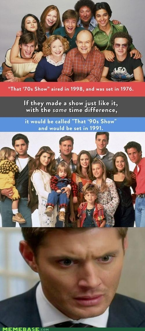 old TV 90s that 70s show - 6955663104