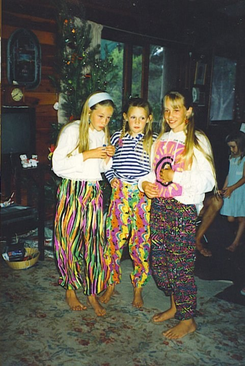 swag pants 80s - 6955740416