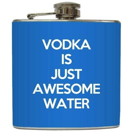 alcohol vodka flask - 6955756032