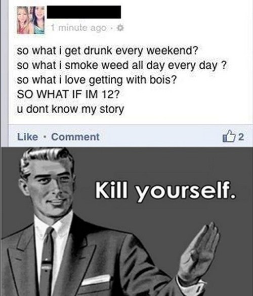 marijuana kids drunk kill yourself trying - 6955757312
