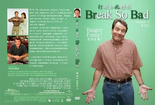 breaking bad engrish malcolm in the middle actor bryan cranston funny - 6955809792