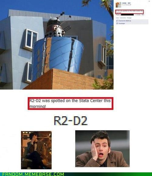 r2d2 dalek FAIL doctor who - 6956069888