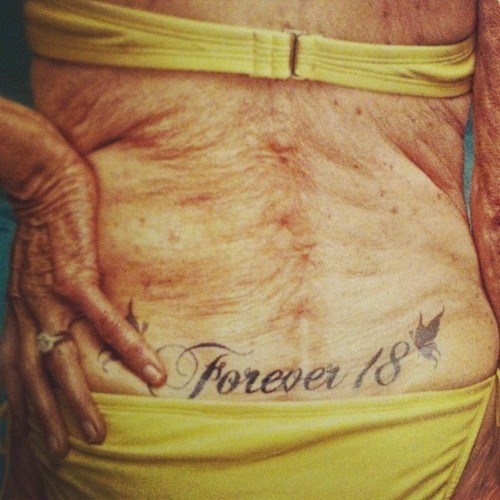 forever 18 tramp stamp fakies - 6956167680