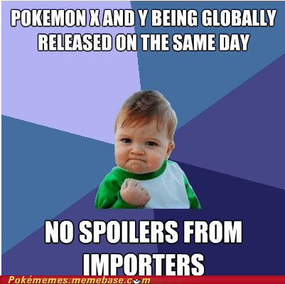 spoilers worldwide Memes success kid - 6956236288