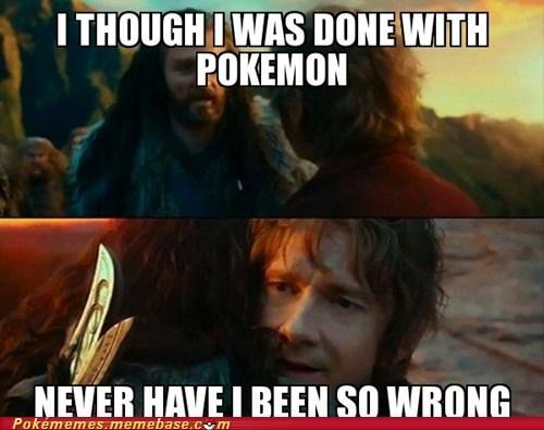 gen VI Pokémon The Hobbit Memes - 6956466432