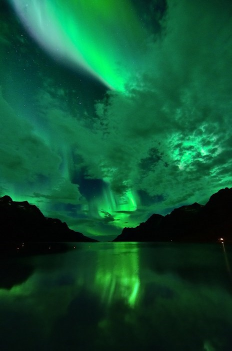 aurora borealis camping pretty colors night - 6956634112