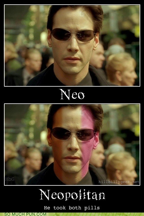 the matrix,keanu reeves,ice cream,prefix,neo,neopolitan