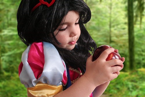 cosplay kids snow white disney princesses - 6956752896