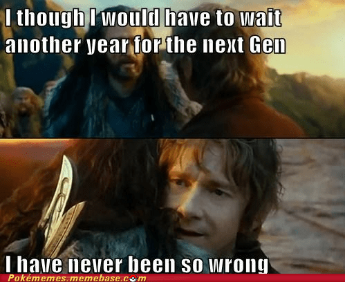 gen VI The Hobbit Memes this year - 6958095104