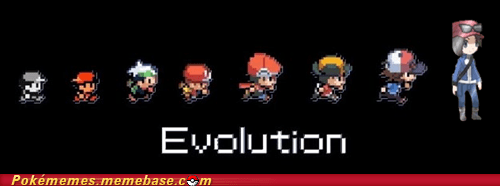 evolution,video games,player character