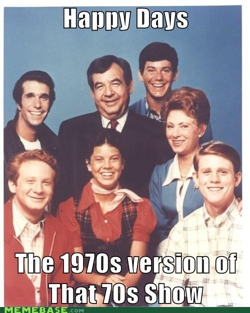 Happy Days TV that 70s show - 6958664704