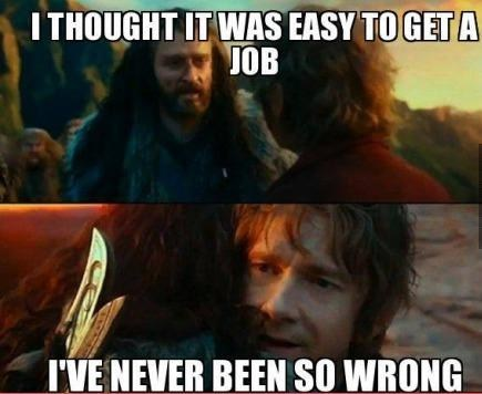 Lord of the Rings bilbo how do i job The Hobbit
