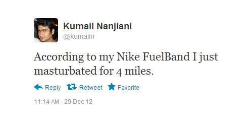 twitter nike fuelband fitness fapping - 6958679808