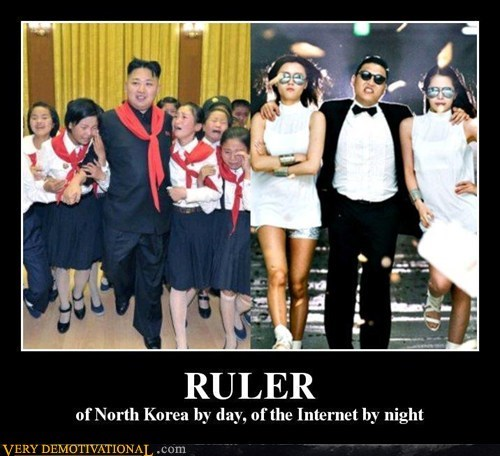 kim jong-un ruler North Korea psy - 6958683136