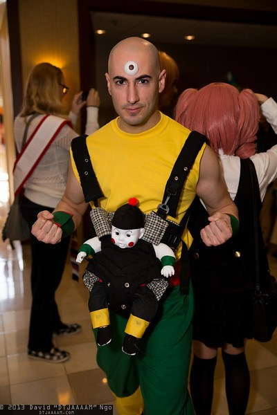 cosplay Dragon Ball Z cartoons - 6958763776