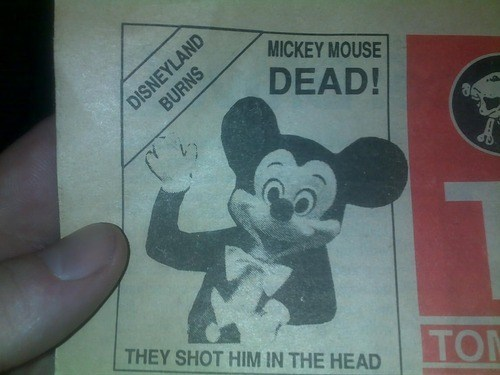disney mickey mouse walt disney funny disneyland