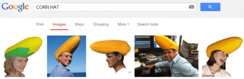 corn,head,hats,google