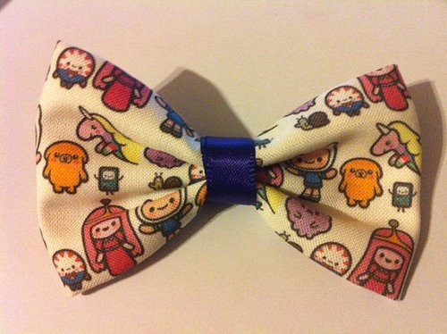 accessories cute for sale ties cartoons adventure time - 6959030016
