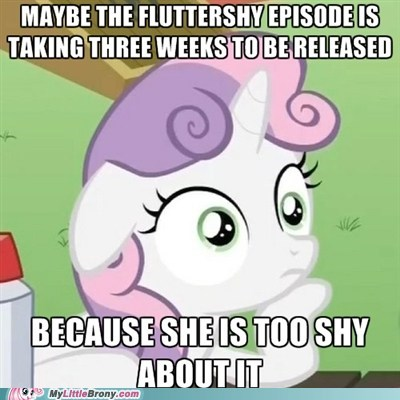 keep calm and flutter on discord Memes so shy fluttershy - 6959491584