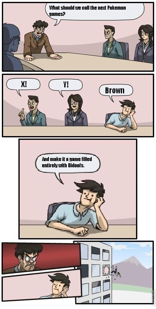 brown Memes bidoof unpopular - 6960210432
