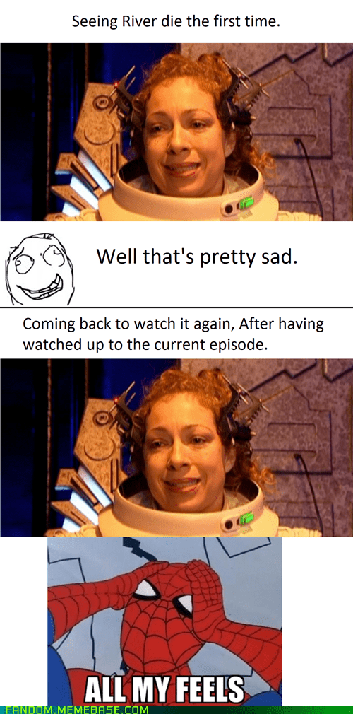 feels doctor who River Song - 6960312320