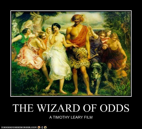 THE WIZARD OF ODDS A TIMOTHY LEARY FILM