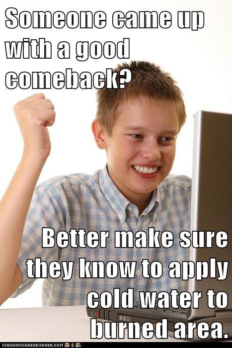 Net Noob come back burn - 6961008384