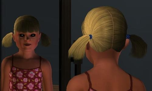 creepy video game family sims 3 - 6961512448
