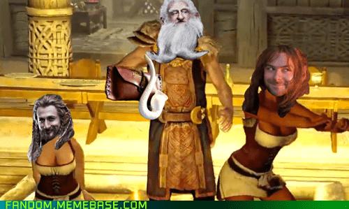 wtf dwarves The Hobbit - 6961584896