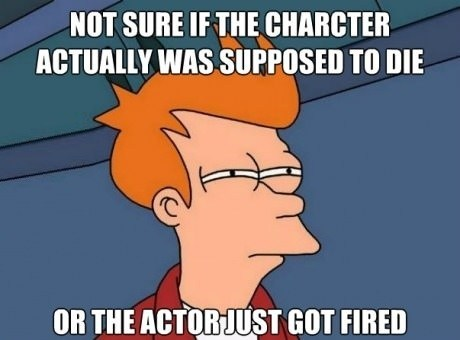 shows character not sure if TV Futurama Fry - 6961665280