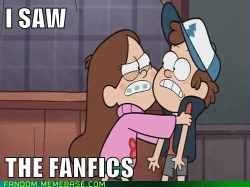 keeping it in the family,gravity falls,cartoons,fanfics