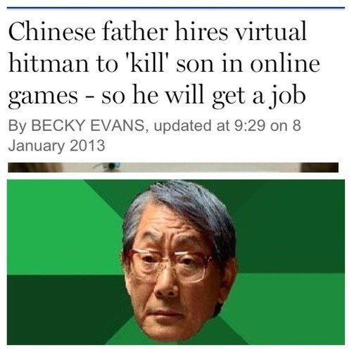 fatherson,headlines,video games,hitman