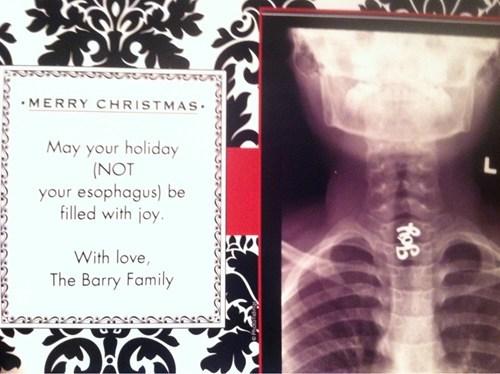 x ray christmas christmas card holidays - 6962227968
