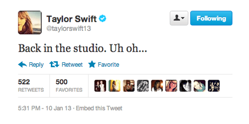 taylor swift Music twitter tweet funny - 6962274048