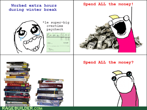 Textbooks are Freaking Expensive