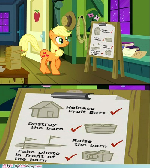 applejack raise this barn best reunion - 6963077376