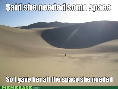 desert,relationships,space