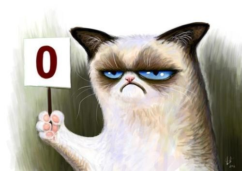tardar sauce,art,score,zero,comic,Grumpy Cat