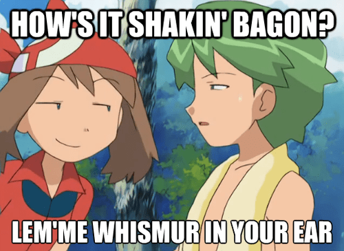 pickup line,anime,absol,bagon